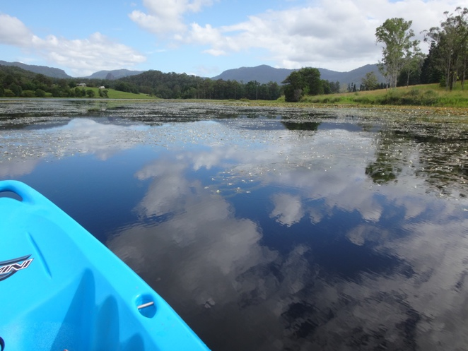 Day trip from Gold Coast, Kayaking spot near Gold Coast, Crams Farm, Clarrie Hall Dam