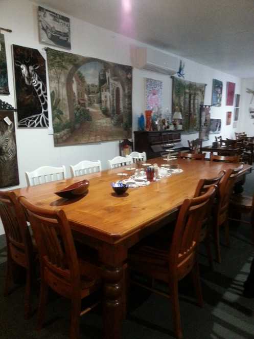 Dining, Cafe, Shopping, Gifts, Maryborough, Wide Bay