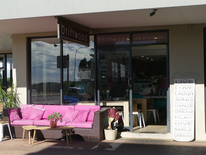 Driftwood Cafe & Homeware Narrabeen NSW