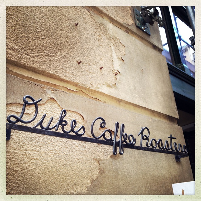 Dukes Coffee Roasters, Cafe, Ross House, Flinders Lane