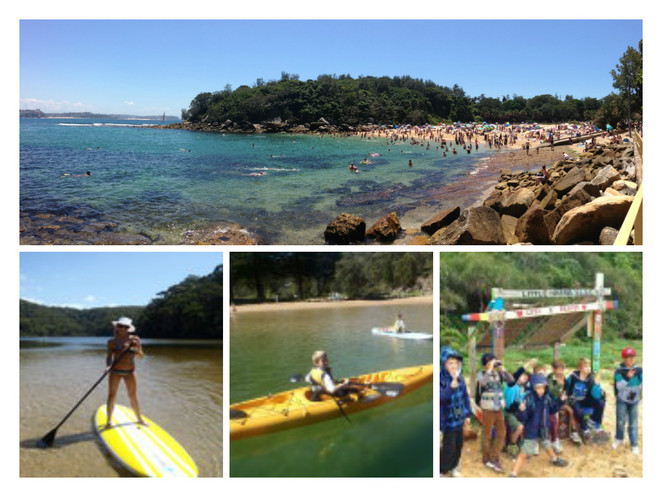 ecotreasures snorkelling walk talk kayak SUP paddle board eco tourism sydney environment tours parties
