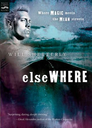 Elsewhere, Will Shetterly, fantasy novel, books about fairies for adults