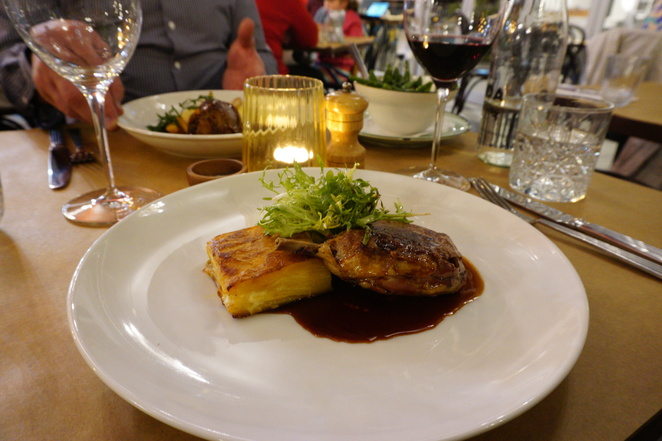 Frenchies Brasserie, Duck Confit
