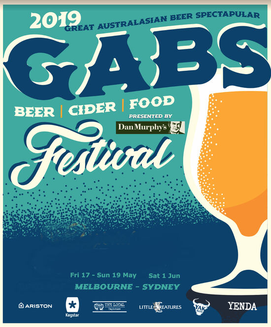 gabs melbourne 2019, gabs sydney 2019, gabs festival 2019, community event, fun things to do, entertainment, live music, royal exhibition building, festival beers and ciders, best brewers, street food, circus, sideshow acts, roving bands, indoor ferris wheel, disneyland for beer lovers, night life, date night, activities, sydney showground, great australasian beer spectapular, dan murphy's marketplace, elwd merch stand, 19 crimes wine bar, yak ales bbq heaen, st andrews beach brewery royal gabs cup, silly hat sunday my dan murphy's discover deck, yenda wheel of beer, mornington peninsula brewery craft college, made of ballarat, little creatures fun lab house of fun, ariston food and drink experience,