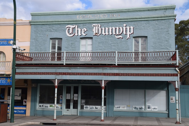 Gawler Main Street Walking Tour, Pioneer Park, Deadmans Pass, Murray Street, Gawler, Java Hut, Bunyip Newspaper