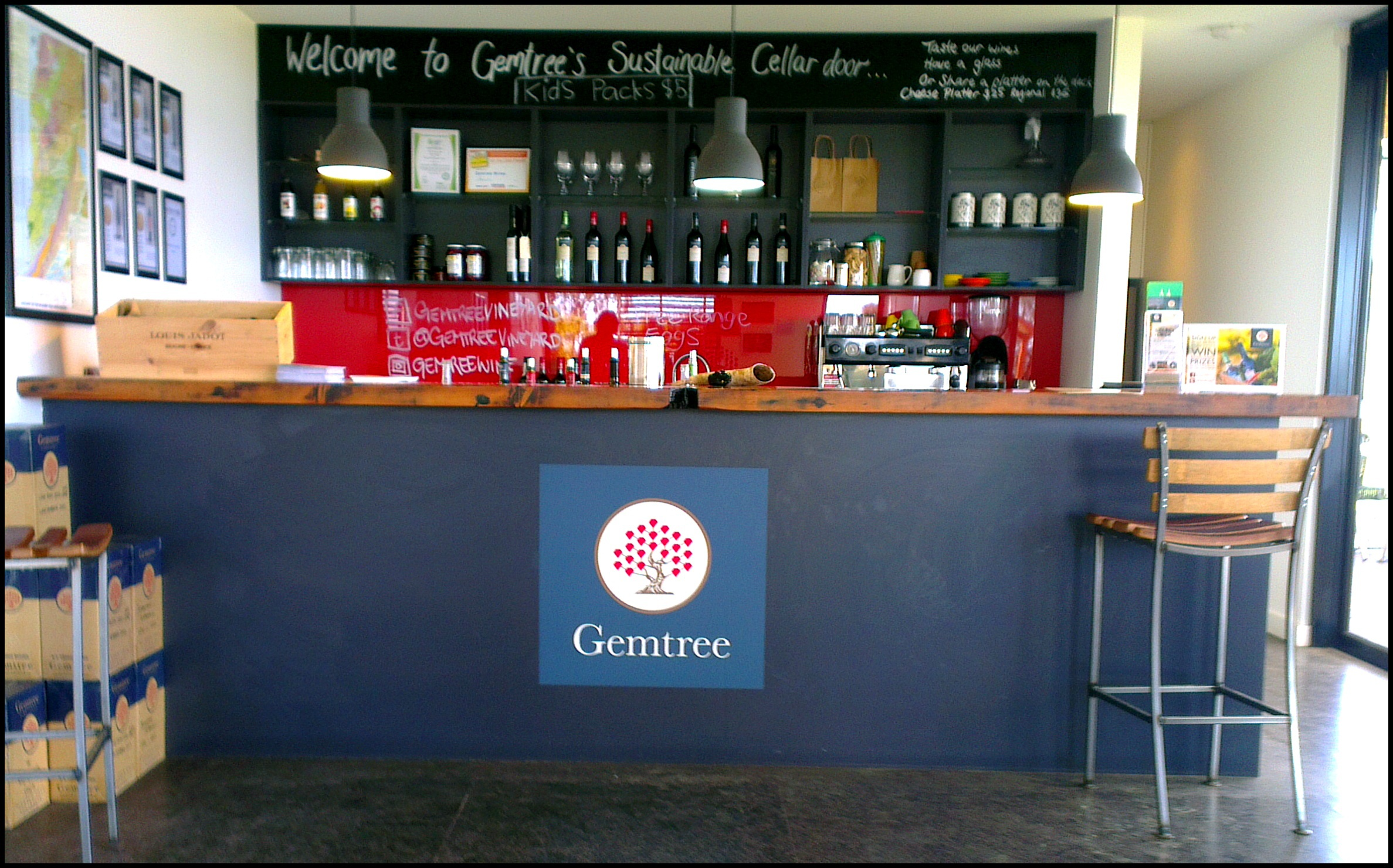 Gemtree Vineyards Adelaide