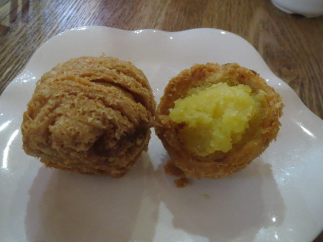 Hot Spicy Kitchen, Egg Yolk Pastry, Adelaide