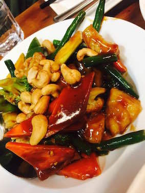 Kung Pao Fish @ Mama Wong's Kitchen