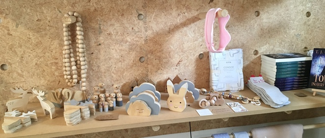 Little Haven, Kids toys, Pinehaven Cafe, Image by Jade Jackson, New Zealand Gifts