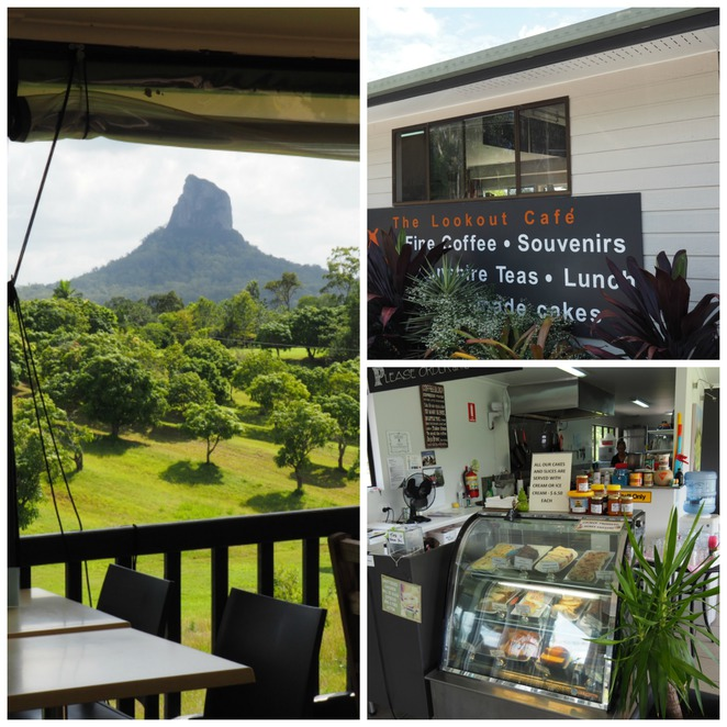 Lookout Cafe, Glass House Mountains