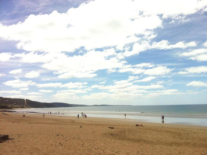 Lorne, Great Ocean Road, Beach