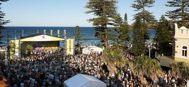 Manly Jazz Festival, Manly beach, jazz, blues. swing, Northern Beaches