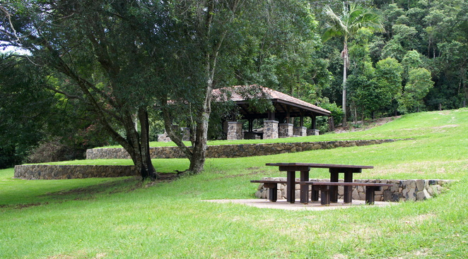 Maiala day use area is a great place for a picnic or barbecue with several easy hikes