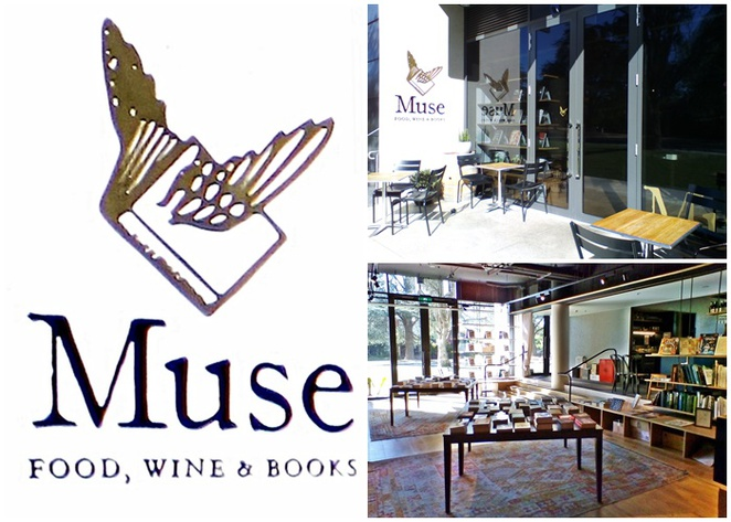 muse, canberra, kingston, bookshops, cafes, restuarants, east hotel, breakfast, lunch, book clubs, events,