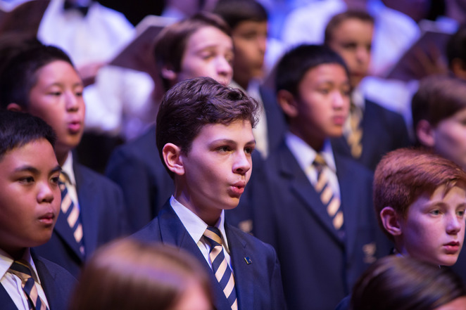National Boys Choir of Australia Mid-Year Concert