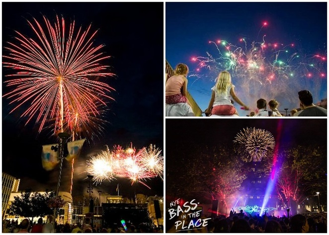 new years eve in the city, canberra, bass in the place, fireworks, canberra, fireworks around canberra, events, festivals, firework shows in canberra, ACT, new years eve events in canberra,