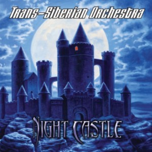 night castle, trans-siberian orchestra, album, cover