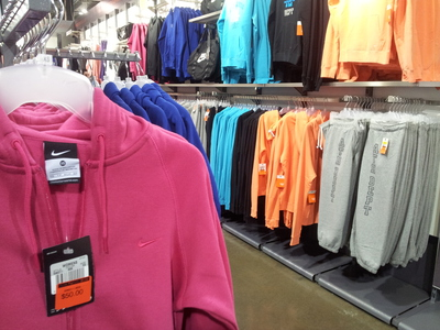 Nike Apparel at Cheap Prices