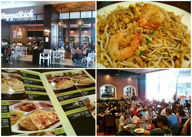 pappa rich, canberra, canberra centre, teenagers, family friendly, ACT, canberra city, malaysian, asian food,