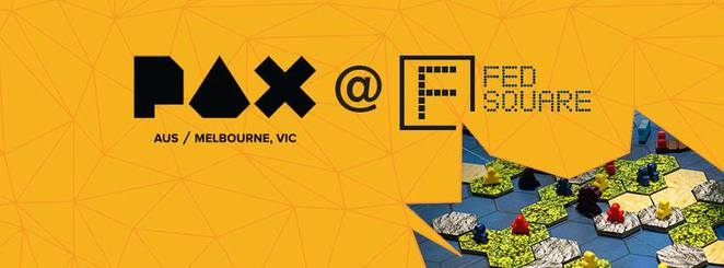 PAX Aus @ Federation Square