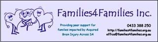 Peer connect, Exercise your brain, Families4Families Inc, peer support, fundraiser, quiz night, acquired brain injury support groups, acquired brain injury Australia, acquired brain injury online, acquired brain injury services