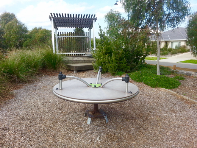 Percy Cherry Park, Curlewis, Creekside Drive, Bellarine, Park,