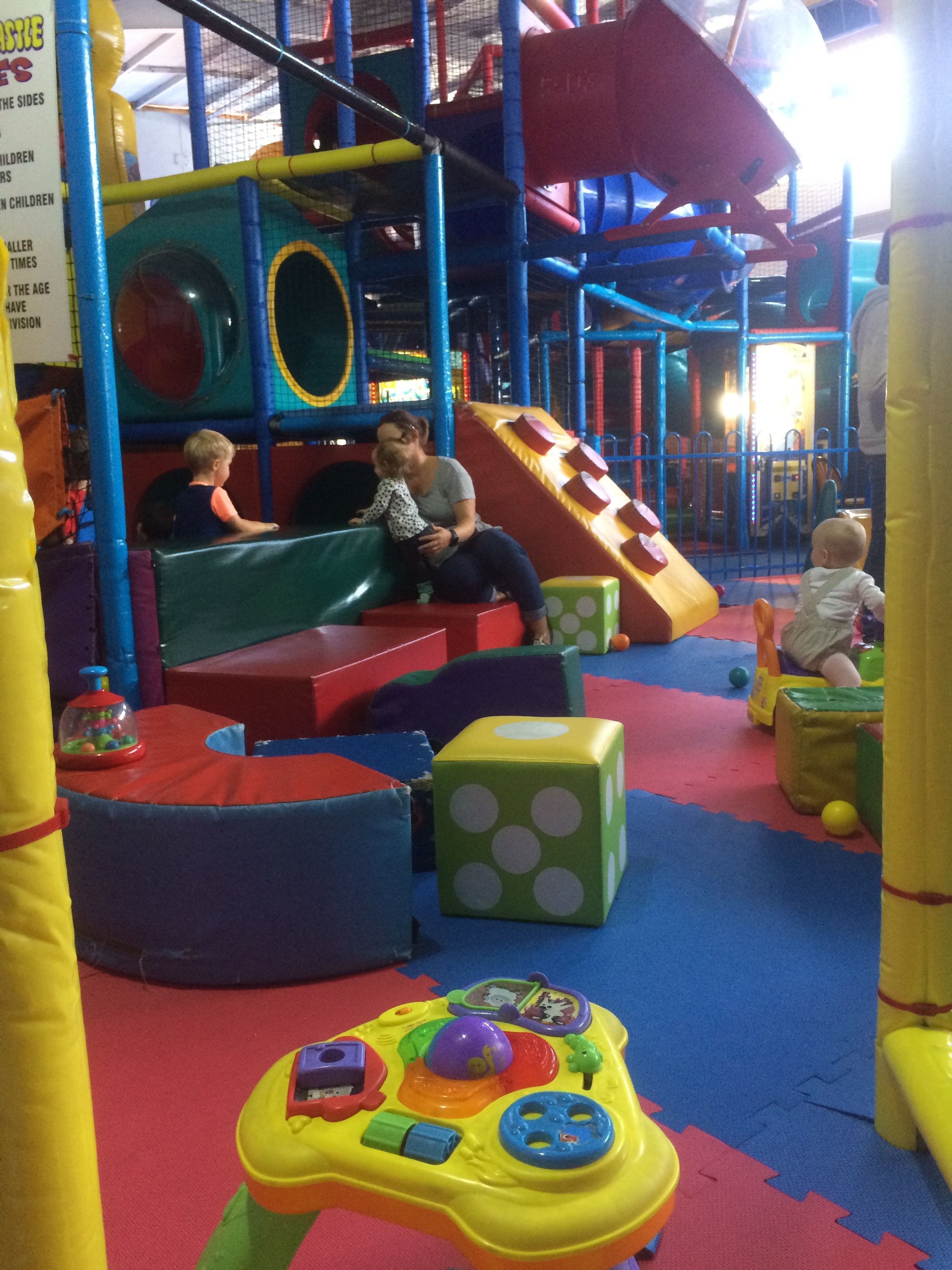 Top Five Play Centres For Toddlers In Perth Perth