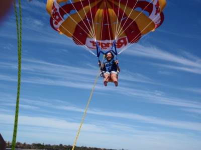 Image from South Perth Parasailing