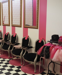 Princess Parlour, party,