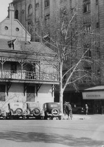 Queen Adelaide Club c 1935 Courtesy State Library SA