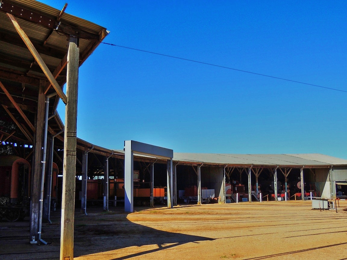 Railway Stations in the Mid North of South Australia - Adelaide