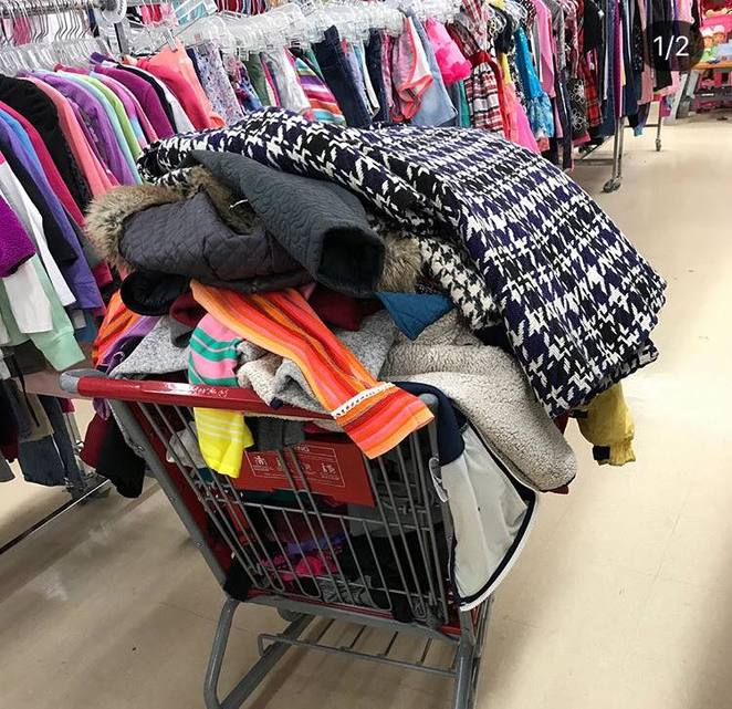 savers, clothing, op shop