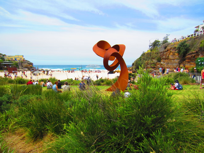 Sculpture by the Sea 2016 Changes Ahead