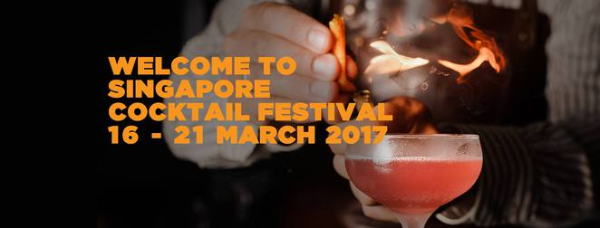 SGCF 2017, SGCF, Singapore Cocktail Festival, 99 Beach Road, cocktail, Singapore sling