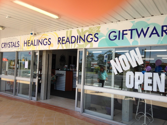 Shopping, Gifts, Capalaba, Workshops, New Age, Spirituality, Books, Reiki, Readings, Crystals