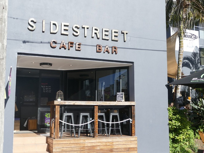 Side Street Cafe-Bar Collaroy NSW