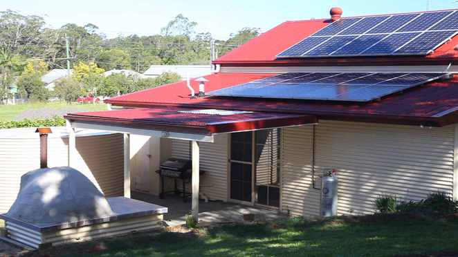 Solar Panels save the electricity bill
