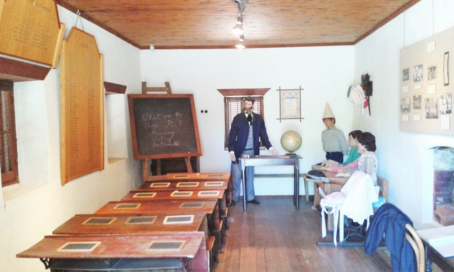 st johns schoolhouse museum, canberra, st johns anglican church, campbell, history, early settlers,