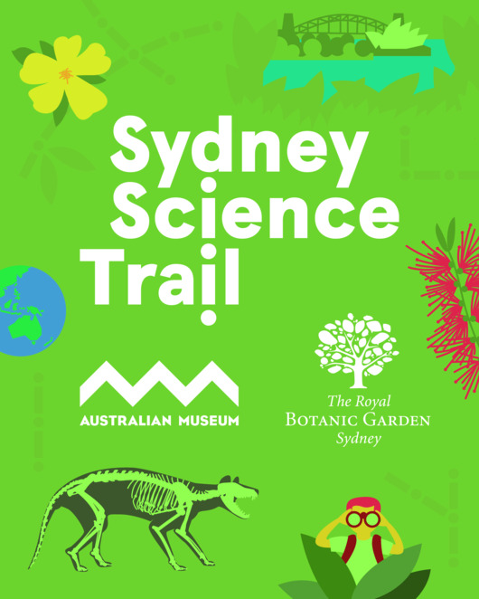 sydney science trail virtual expedition 2020, community event, australian museum, royal botanic garden sydney, live streamed talks, explosive science shows, world class scientists and researchers, free digital event, planet earth, national science week, live virtual events, interactive learning activities, fun things to do, budding scientist, exhibitions, entertainment, family fun, explore