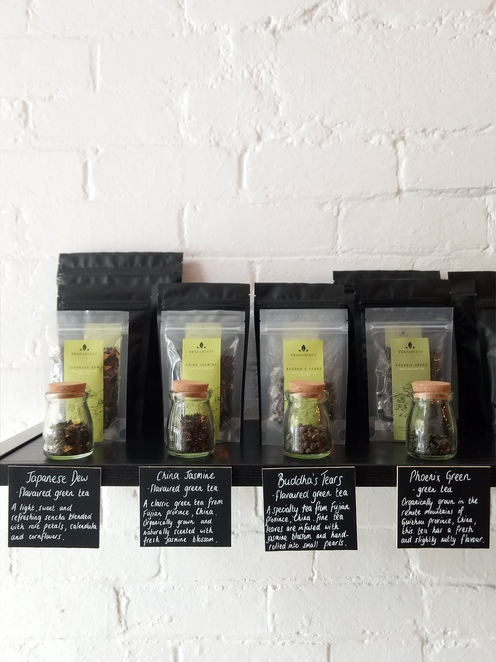 Tea, teawares, tea shop, loose leaf teas, herbal blends, chai tea, black teas, shop, retail, chapel st, st kilda