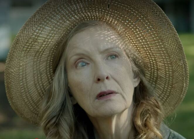 The Mist, tv shows, horror shows, creepy tv shows for Halloween, Frances Conroy