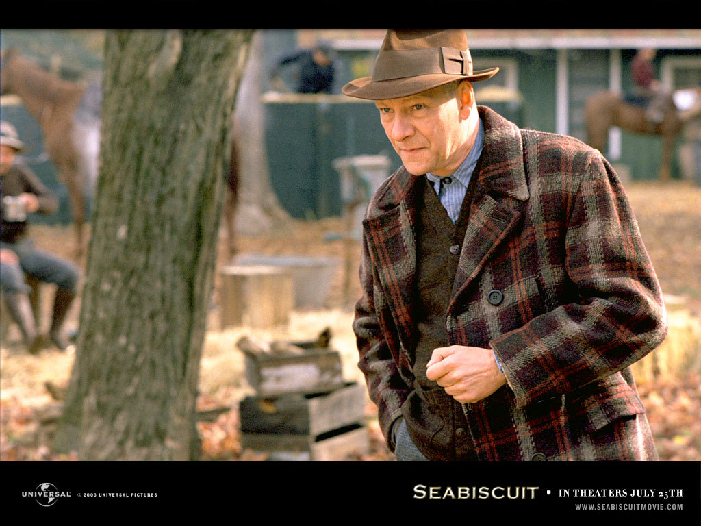 seabiscuit movie review - YouTube