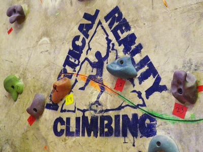 vertical reality climbing gym