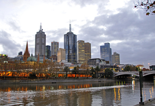 Victoria Melbourne City Cities Facts Information History Heritage
