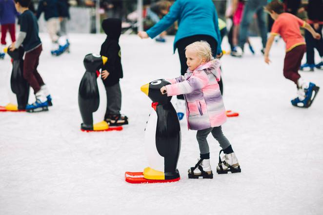 winter festival, family friendly events, canberra, ACT, kids, children, ice skating, outdoor,