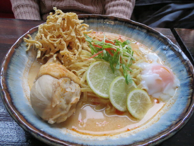 8020BK Lunch Specials, Tom Yum Noodle Soup, Adelaide