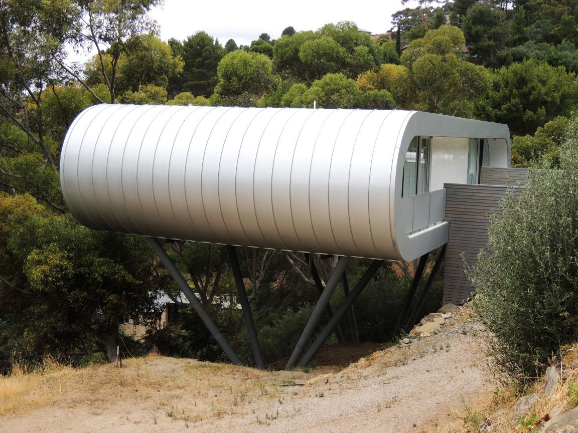 Adelaide\'s Most Unusual Houses - Adelaide