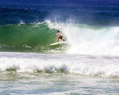 Australia surfing beaches