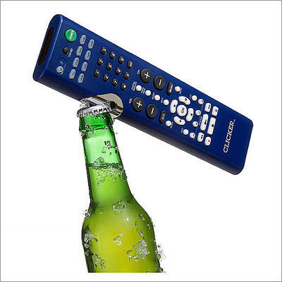 beer clicker, remote control bottle opener, Father's day presents