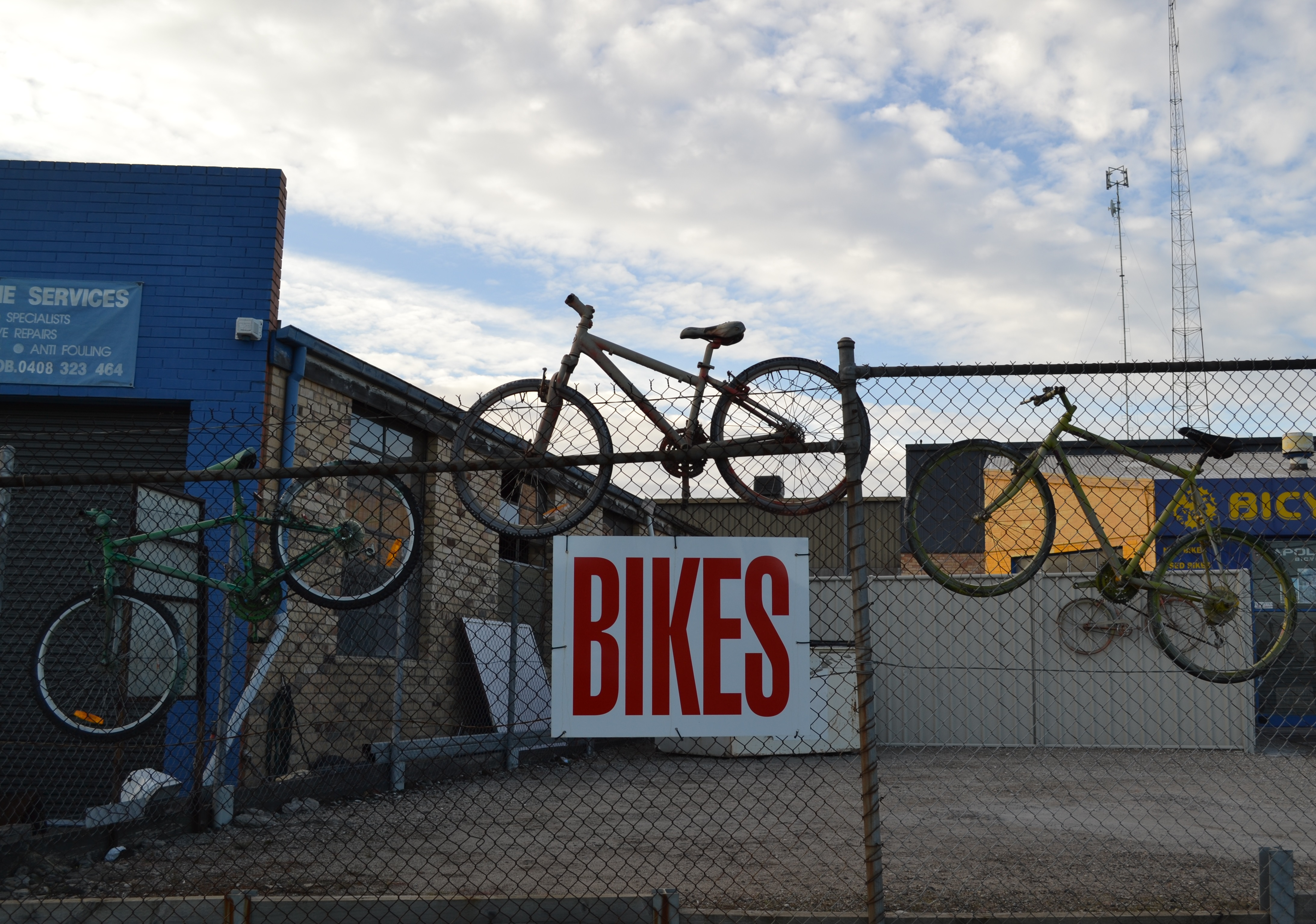 Bicycle Recycle - Melbourne